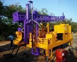 Soil Investigation Drilling Rig