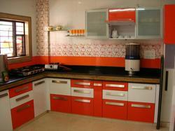 Modular Kitchen Design Kolkata wooden modular kitchen at rs 70000 /unit | lakdi ka modular rasoi