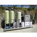 Stainless Steel 1000 Lph Reverse Osmosis Plant