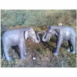 Welcome Elephant Statue