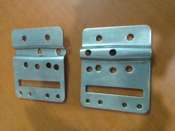 Stainless Steel Sheet Metal Components