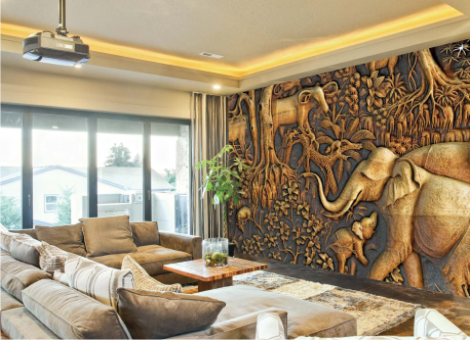 3d Wall Murals View Specifications Details of Decorative Mural