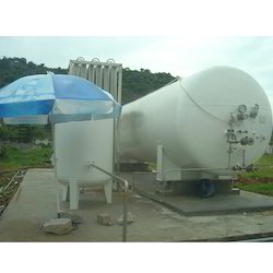 Liquid Co2 Cryogenic Storage Tank