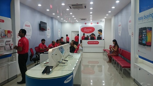 Waiting Area Design Service