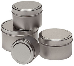 Metal Containers - Dhatu Ke Dabbe Suppliers, Traders & Manufacturers