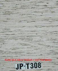 Handloom Organic Silk Fabric