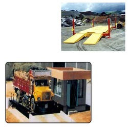 Electronic Weighbridge For Transport Industry
