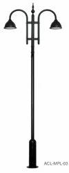 Solar Street Light Pole Solar Light Pole Latest Price