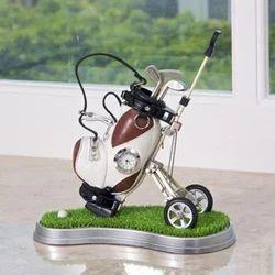 Golf Links Pen Holder