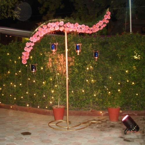 Outdoor evening wedding decorations iron world jaipur id outdoor evening wedding decorations junglespirit Images