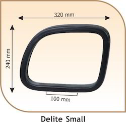 Delite Small Oval Shaped Chair Handle