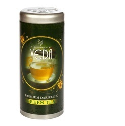 HL Veda Green Tea Tin