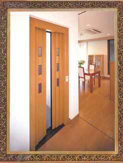 Home Elevator Elevators Escalators Otis Company India Rh Indiamart Com Remi Review Freight