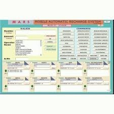 Multi Mobile Recharge System Software