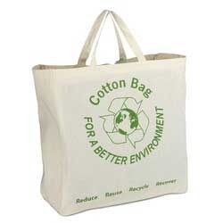 Cotton Bags - Organic Cotton Bags Exporter from Faridabad