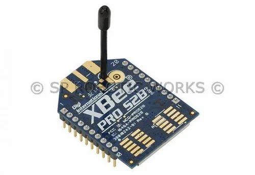 Xbee Pro S2b Series 2 (Wire Antenna) - 63mw - SP Robotic Works