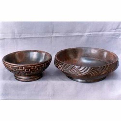 Decorative Wooden Bowls