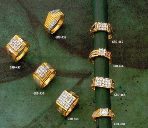 Mens Gold Ring View Specifications & Details of Gold Rings by