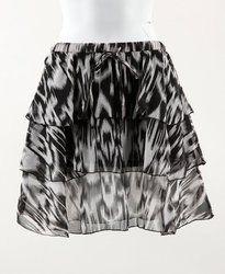 Ladies Shaded Fashion Skirts