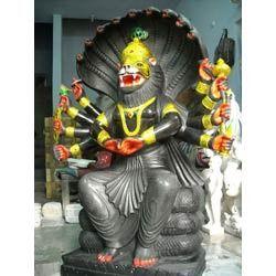 Narsimha God Marble Statues