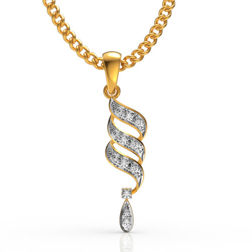 Cluster real diamond pendants at rs 13540 piece heere ke pendant cluster real diamond pendants mozeypictures Gallery