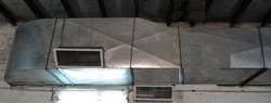 Industrial Ducting View