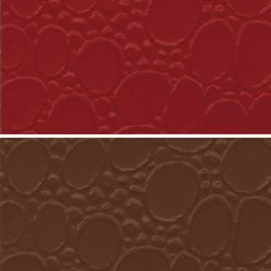 Maroon PVC Leather Cloth