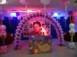 Baloon Decoration Service