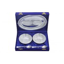 Silver Plated Diwali Gifts