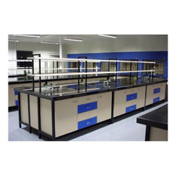 Chemistry Lab Table
