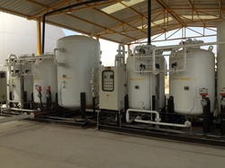 Biogas Refinery Plant