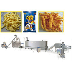 Extrusion Food Processing Line