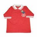 Red Sport Tee Shirt