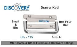 Steel Drawer Pull Kadi