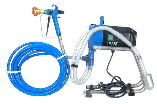 Building Spray Painting Equipment Smart Electric