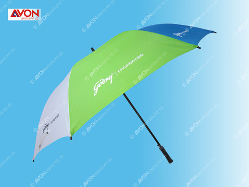 Avon Polyester Outdoor Golf Umbrella, Size: 29 inch, for Promotional