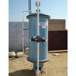 Mild Steel Water Softeners
