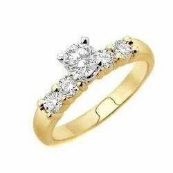 Fingerring  Finger Ring - Diamond Finger Ring Manufacturer from Howrah