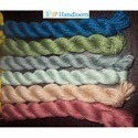 Silk & Wool Blended Knitting Yarn