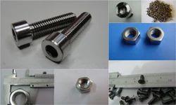 Titanium Aerospace Fasteners