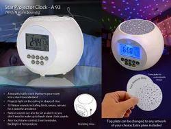Projector Clock