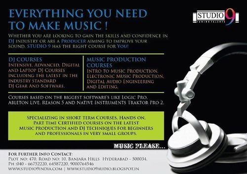 Service Provider of Sound Mixing Photography Services & Sound