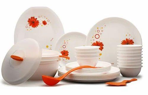 Round Dinner Set - Shine  sc 1 st  IndiaMART & Round Dinner Set - Shine | Crown Craft India Private Limited ...