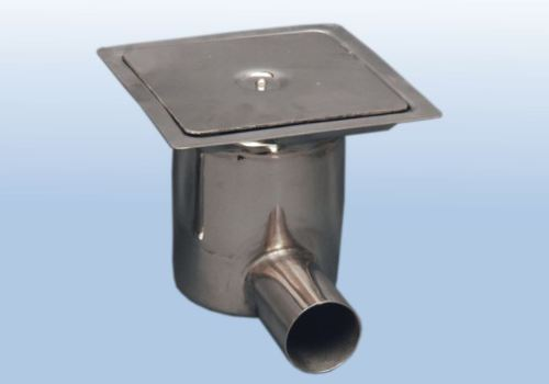 SS Drain Trap with Side Outlet, Pipe Fittings And Plumbing Fittings