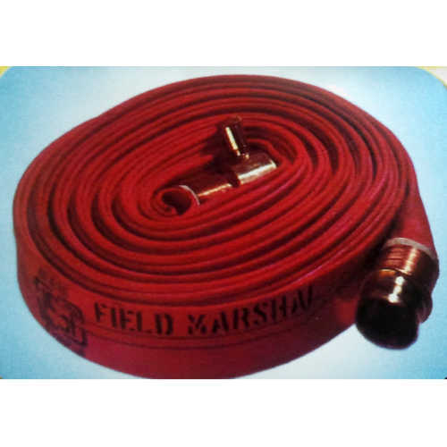 Externally Coated Fire Hose