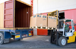 Truck Loading & Unloading System
