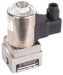 Rotex 2 Port Direct Acting High Pressure Solenoid Valve