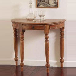 side wall table | ahad wood carver | exporter in saharanpur | id