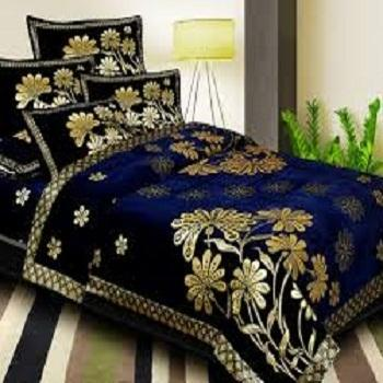 Charming Silk Bed Sheet