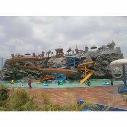 Theme Water Slides